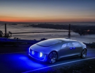 Mercedes-Benz Kampagne zur Vision vom autonomen Fahren