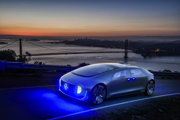 Photo of Mercedes-Benz Kampagne zur Vision vom autonomen Fahren