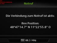 BFFT testet lebensrettendes Notrufsystem eCall für Audi