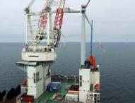 Offshore-Windpark EnBW Baltic 2 auf der Zielgeraden