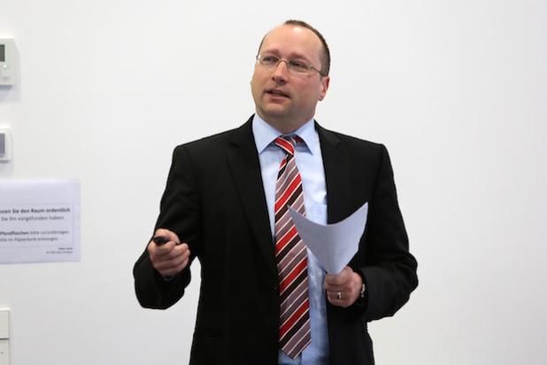 Prof. Dr. Thomas Abele, Professor für allgemeine Betriebswirtschaftslehre mit Schwerpunkt Technologie- und Innovationsmanagement an der FOM Stuttgart sowie Gründer von TIM CONSULTING. - Quelle: echolot pr GmbH & Co. KG