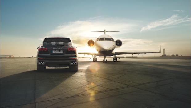 Bild von Doppelt Exklusiv – Porsche First Class Excitement