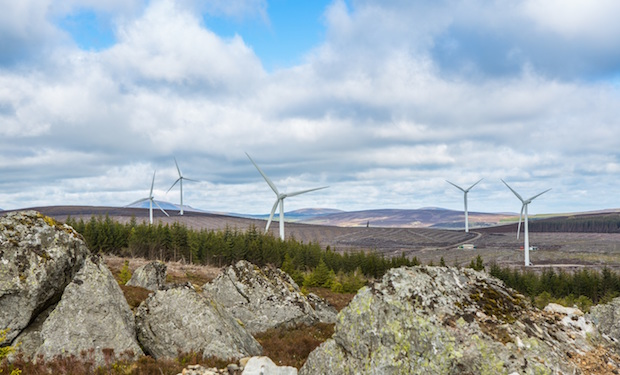 Photo of Vattenfall eröffnet Windpark Clashindarroch in Schottland