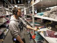 Modegigant Cassis verdoppelt Lagerproduktivität durch  Sprachkommissionierung