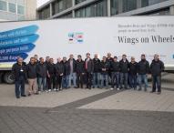 Daimler Trucks unterstützt erneut Hilfskonvoi in syrische Flüchtlingslager in der Türkei