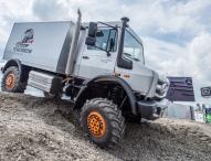 Rückblick: Mercedes-Benz beim Truck Grand Prix 2015 auf dem Nürburgring