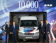 10.000 Sprinter Classic in Nischni Nowgorod produziert