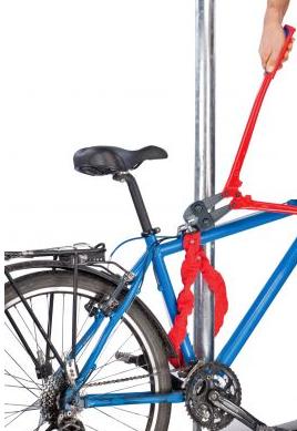 Bild von Fahrradschlösser-Test: Manche sind sicher, aber leider ungesund
