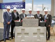 Prologis: Baustart für Logistikimmobilie