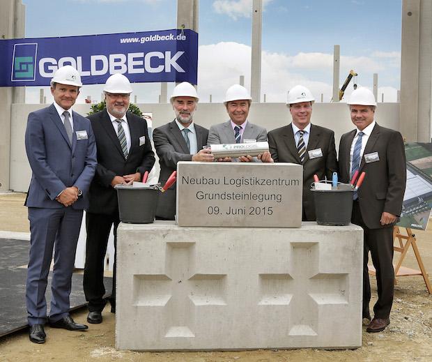 Photo of Prologis: Baustart für Logistikimmobilie