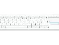 Logitech präsentiert neues Touch-Keyboard K400 Plus