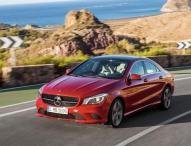 Verkaufsbestwerte für Kompaktwagen und SUVs von Mercedes-Benz