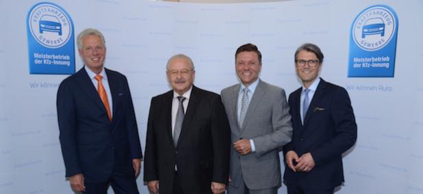 """Quellenangabe: """"obs/Zentralverband Deutsches Kraftfahrzeuggewerbe/ProMotor"""""""
