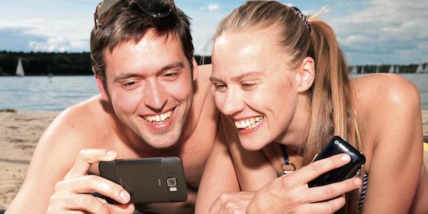So schalten Sie richtig ab: Handytipps für den Urlaub