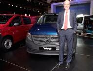 Mercedes-Benz Vans stellt neuen mittelgroßen Transporter Vito in Argentinien vor