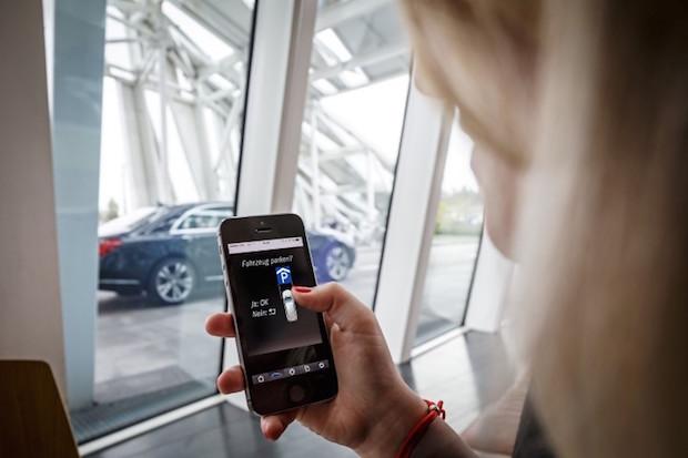 Photo of Mercedes mit eingebauter Vor-Fahrt