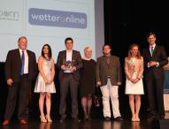 """WetterOnline gewinnt regionalen Unternehmerpreis """"Ludwig 2015"""""""