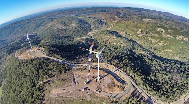 Bild von Dritte Windparkeröffnung in vier Wochen: Borusan EnBW Enerji Türkei nimmt weiteren Onshore-Windpark in Betrieb