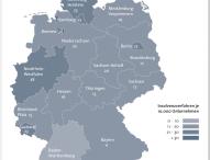 Firmeninsolvenzen in Deutschland sinken