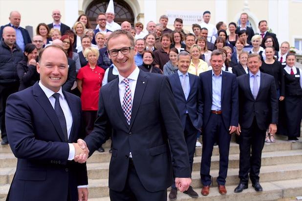 Photo of Björn Volz neuer Direktor im Schlosshotel Fleesensee
