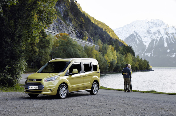 Photo of Ford Connect-Baureihe