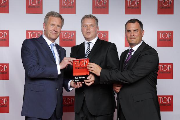 Photo of Top Consultant 2015