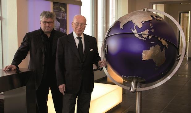 Photo of 100. Geburtstag Dr. Max Näder – 25 Jahre President und CEO Professor Hans Georg Näder