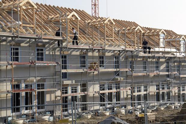 Photo of Preise für Baukredite ziehen an