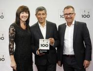 """teampenta erhält """"Top 100″-Auszeichnung für ganzheitliches Geschäftsmodell"""
