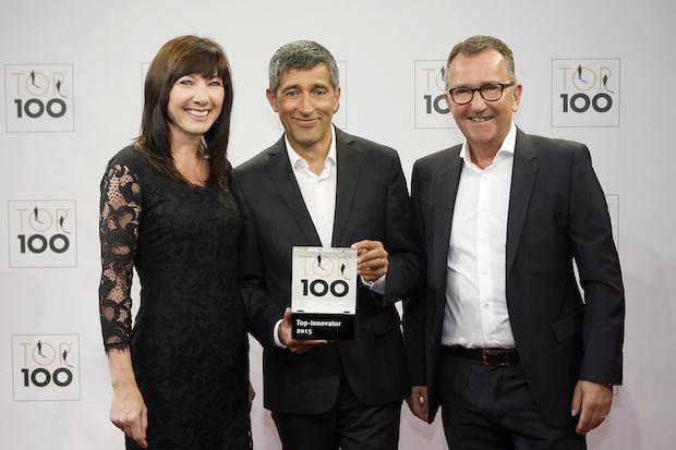 """Bild von teampenta erhält """"Top 100″-Auszeichnung für ganzheitliches Geschäftsmodell"""