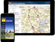 """ADAC Verlag GmbH & Co. KG: Neue App """"Fahrrad Touren Navigator Deutschland 2015"""""""