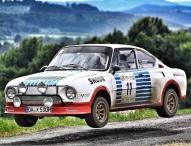 Legendärer SKODA 130 RS feiert seinen 40. Geburtstag beim Eifel Rallye Festival