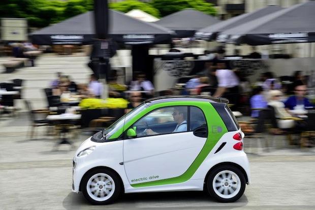 Bild von eMERGE: Wichtiger Beitrag für die Entwicklung der Mobilität der Zukunft