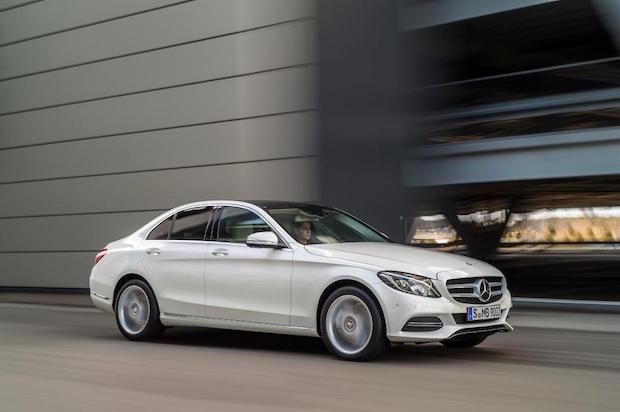 Bild von Absatzstärkstes Halbjahr für Mercedes-Benz