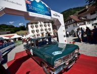 Opel-Team bei der Silvretta Classic gefeiert