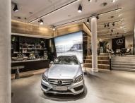 Erster Mercedes me Store in Asien eröffnet
