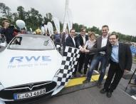 RWE feiert erfolgreiche Go & See Tour 2015