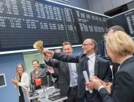 KSB-Vorstände eröffnen Börsenhandel