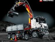 Ein Truck für die Königsklasse der LEGO-Bastler