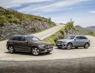 Der neue Mercedes-Benz GLC: Zweite Generation groß in Form