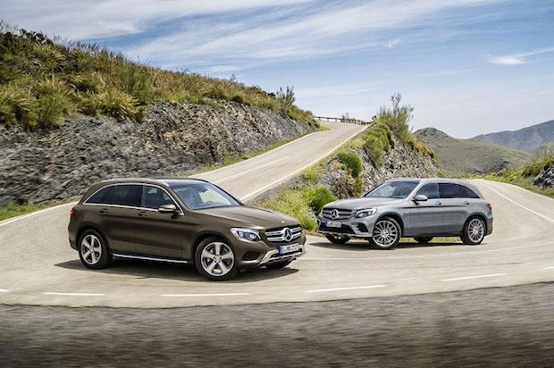 Bild von Der neue Mercedes-Benz GLC: Zweite Generation groß in Form
