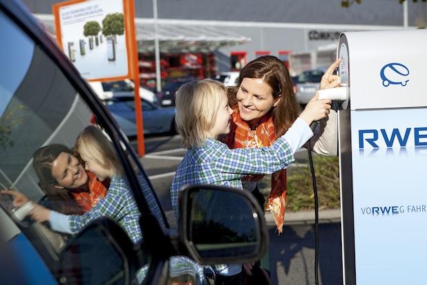 Photo of Elektromobilität: RWE feiert 700.000sten Ladevorgang