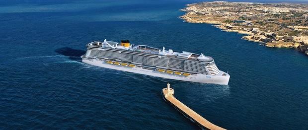 Bild von Costa Crociere erhält zwei neue Kreuzfahrtschiffe – herausragend in Größe und Umweltfreundlichkeit