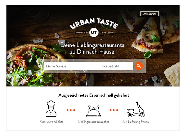 Photo of Delivery Hero startet Premiumdienst Urban Taste in Deutschland
