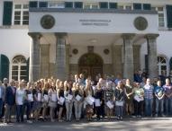 RWTH gratuliert Auszubildenden zur Abschlussprüfung