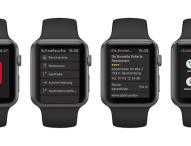 Das Telefonbuch präsentiert neue App für die Apple Watch
