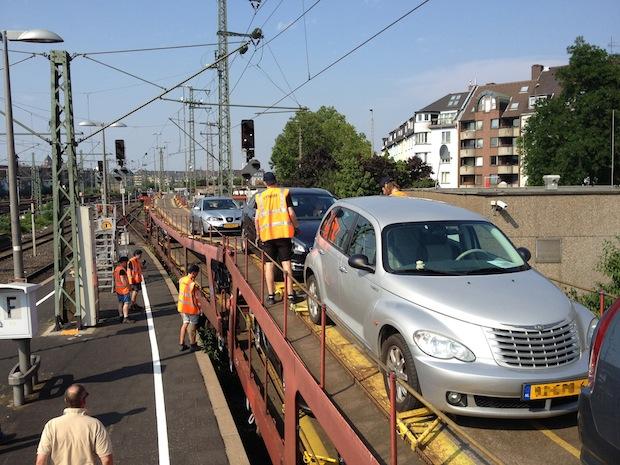 Photo of Privatbahnbetreiber Euro-Express Sonderzüge übernimmt Autozugverbindungen