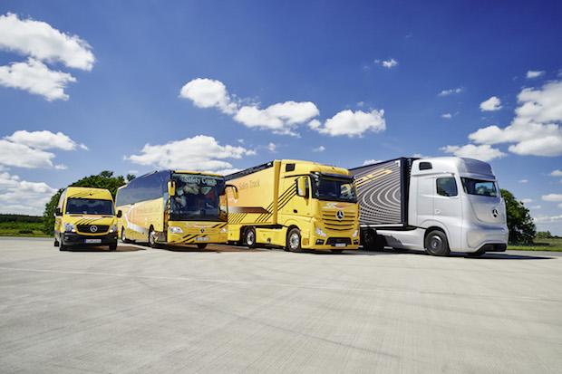 Photo of Daimler bringt neue Sicherheitstechnologien in allen Nutzfahrzeug-Sparten