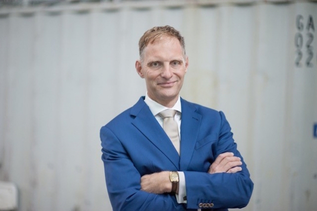 Herr Dieter Schmitt - Quelle: Tegile Systems