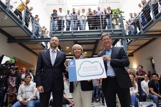 Photo of Ericsson errichtet neues Cloud-Labor